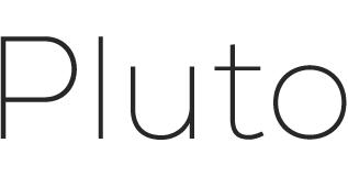 Pluto e-shop